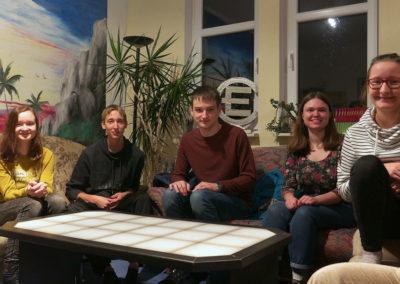 EC-Jugend Treffen