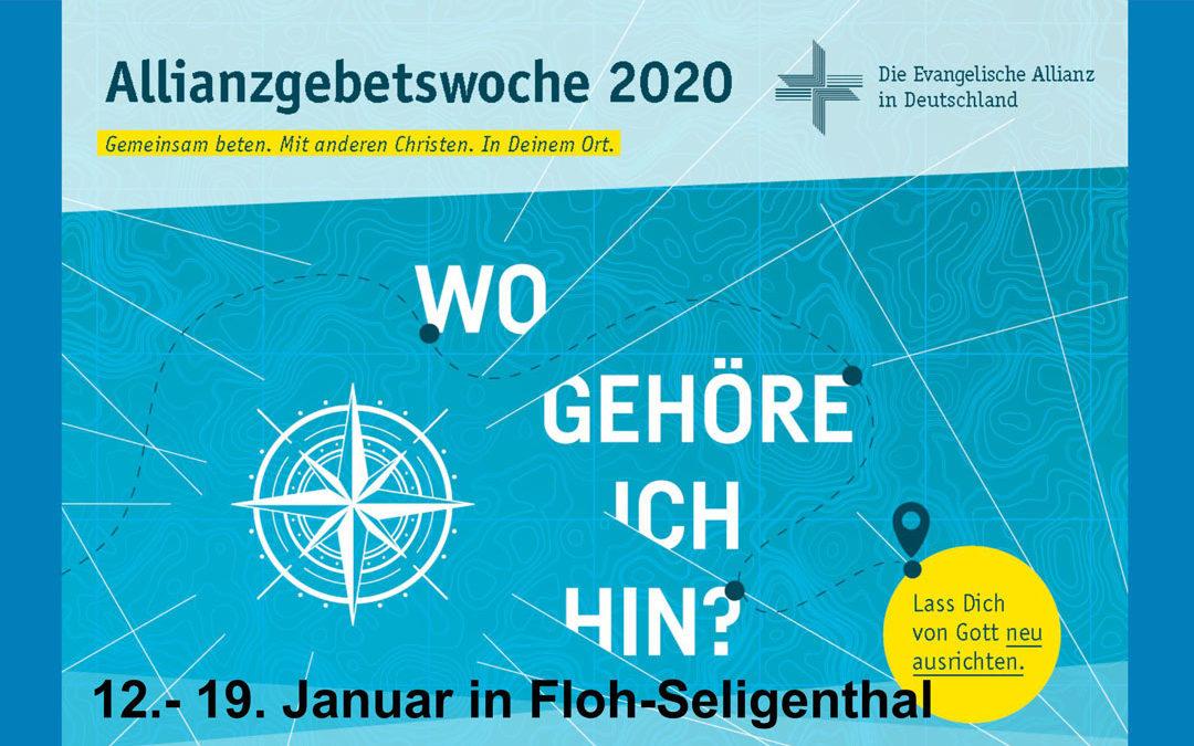 Allianzgebetswoche 2020