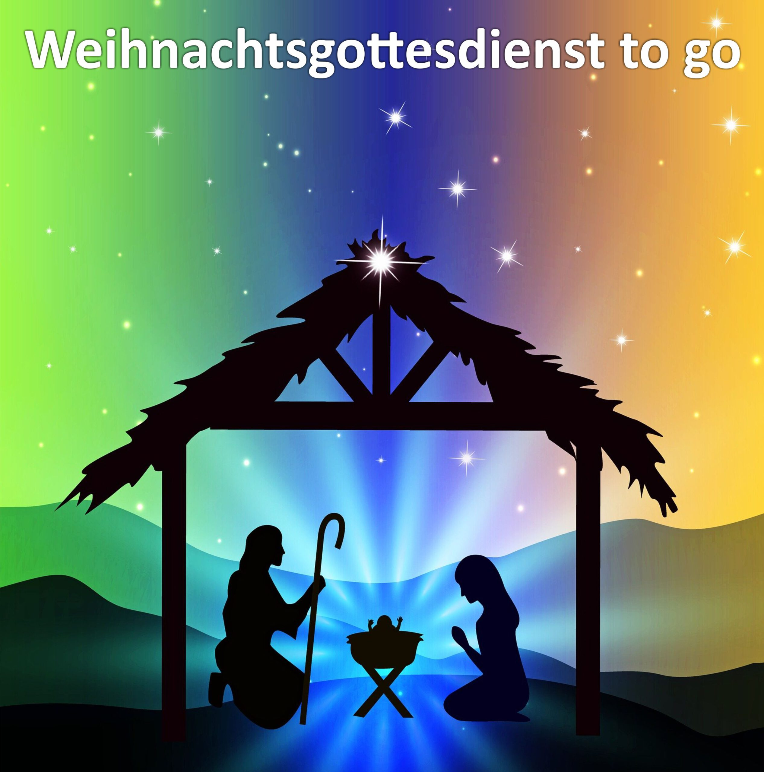 """Weihnachtsgottesdienst """"to go"""""""